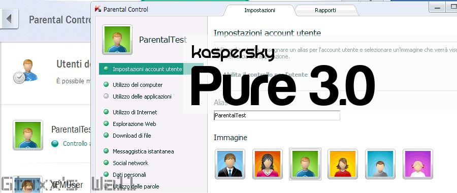 Banco prova: Kaspersky PURE 3.0 Total Security