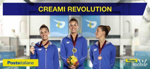 Nella giungla delle offerte: PosteMobile propone Creami Revolution