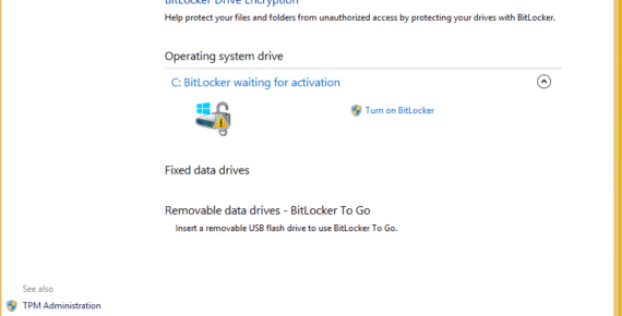 Sysprep was not able to validate your Windows Installation (Bitlocker) 1