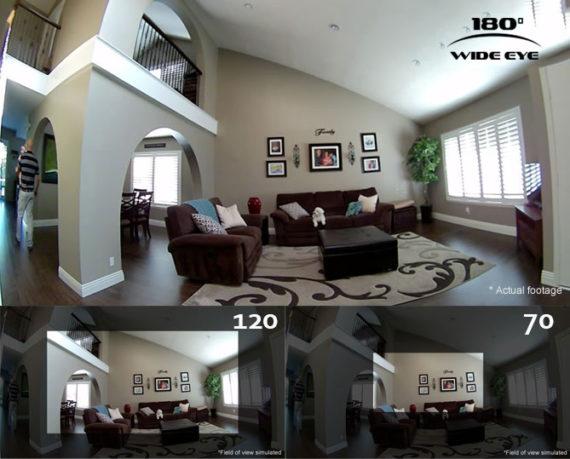 D-Link DCS-960L: una visione HD a 180° 1