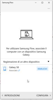 Samsung Flow: sblocca il PC con il tuo smartphone 3