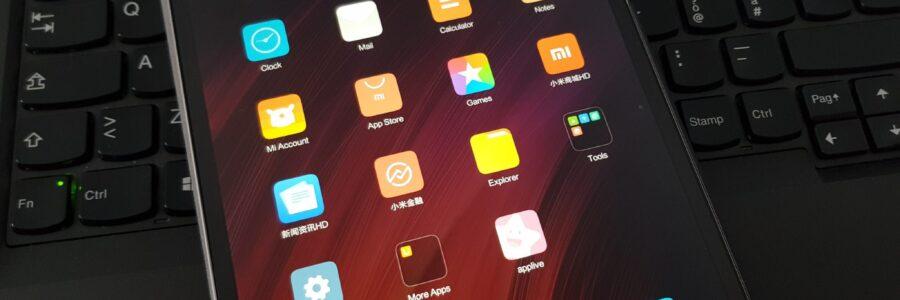 Xiaomi Mi Pad 3: cambiare il firmware per ottenere la lingua italiana 2