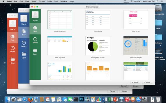 Office 365 e macOS: quando il downgrade non è previsto
