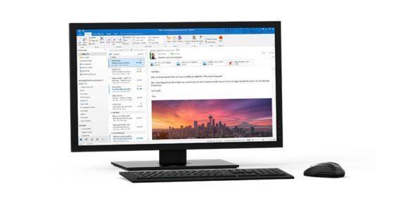 Outlook 2016: scaricare insieme gli allegati da diverse mail (PDF)