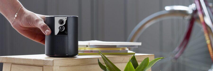 Somfy One+: sistema smart di protezione della casa