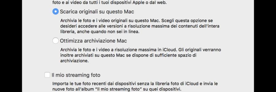 macOS: unire più librerie fotografiche 1