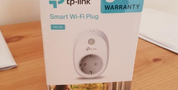 TP-Link Smart Wi-Fi Plug HS100