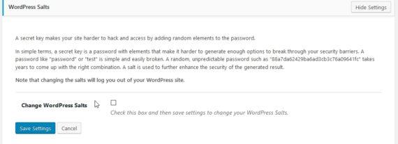 WordPress e sicurezza: alcune best practices 1