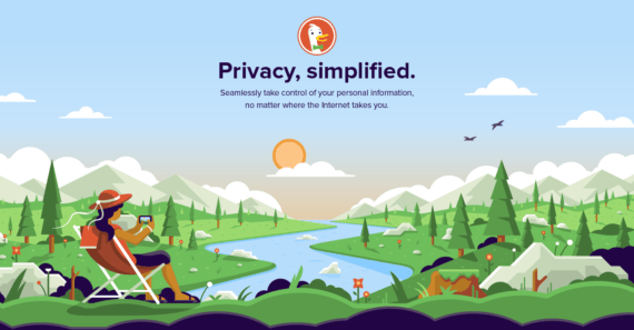 Un'occhiata a DuckDuckGo Privacy Essentials