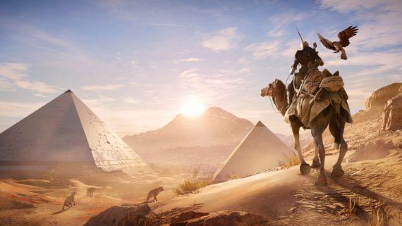 Assassin's Creed Origins: pronto a vivere l'Antico Egitto? 1