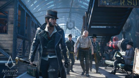 Assassin's Creed Syndicate 8
