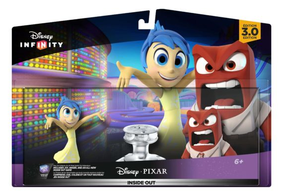 Disney Infinity 3.0: Inside Out Play Set 10