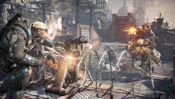 Gears of War: Judgment (X360), il giorno del giudizio prima dell'arrivo di Marcus Fenix 1