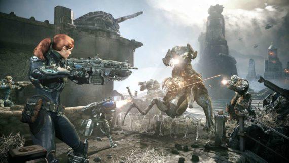 Gears of War: Judgment (X360), il giorno del giudizio prima dell'arrivo di Marcus Fenix