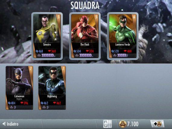 Injustice: Gods Among Us (iOS) 1
