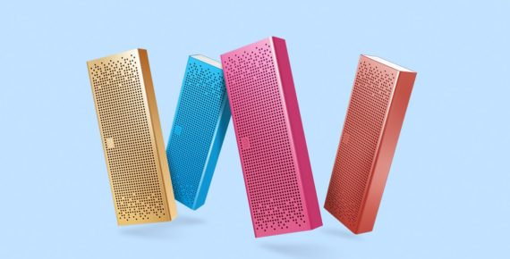 Mi Bluetooth Speaker di Xiaomi, l'audio compatto e di design 2