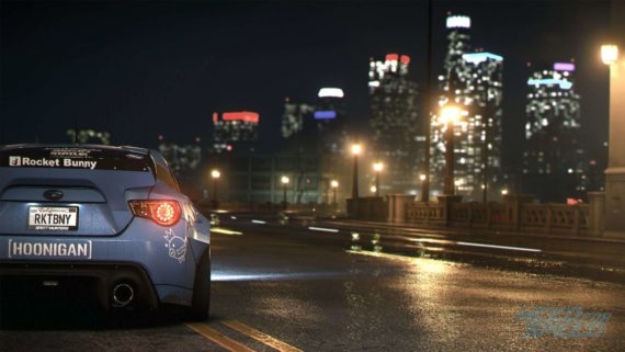 Need for Speed: stasera si va a correre! 10