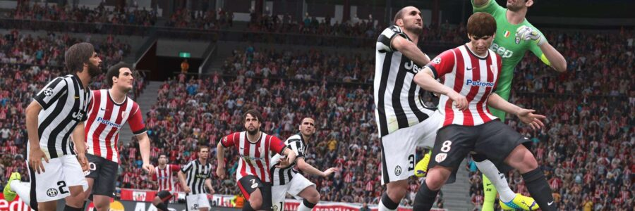 PES 2015: The Pitch is Ours 13