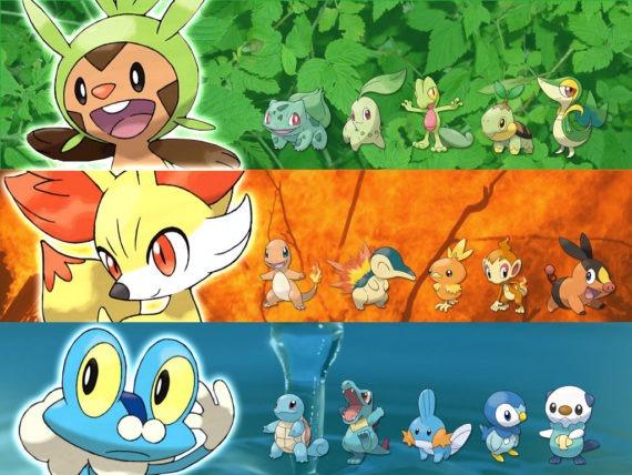 Pokémon Y: Gotta catch 'em all (again!) 1