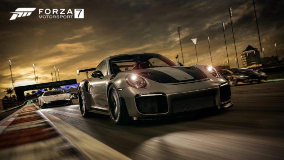 Sali a bordo del nuovo Forza Motorsport 7