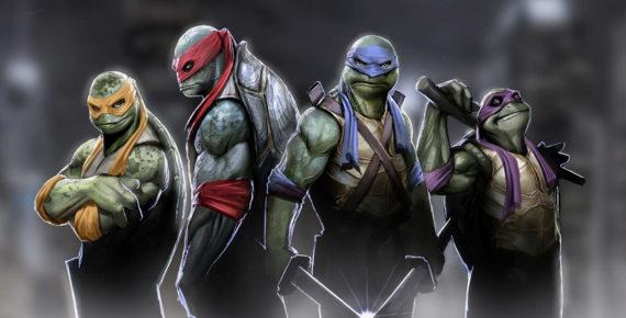 Teenage Mutant Ninja Turtles: Usciranno dall'ombra (Xbox 360)