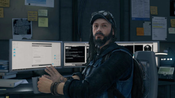 Watch Dogs: Bad Blood, Raymond Kenney è pronto a tornare in pista! 1