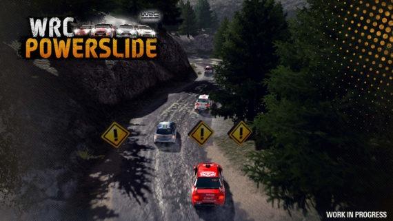 WRC Powerslide (XBLA): spostati, che non è affatto morbido! 1