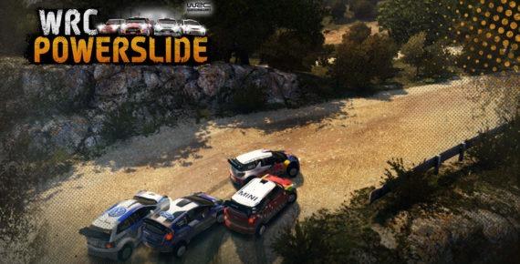 WRC Powerslide (XBLA): spostati, che non è affatto morbido!
