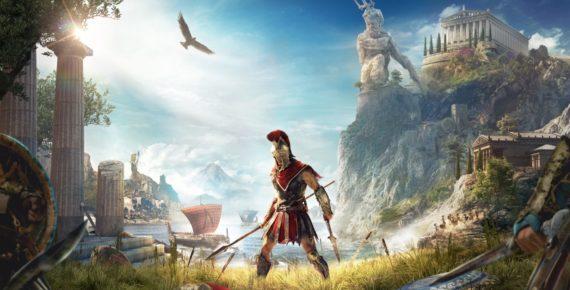 Assassin's Creed Odyssey ci porta nelle battaglie tra Sparta e Atene 1