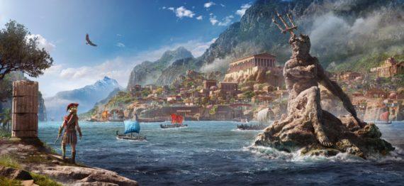 Assassin's Creed Odyssey ci porta nelle battaglie tra Sparta e Atene 2