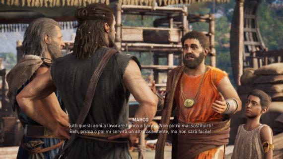 Assassin's Creed Odyssey ci porta nelle battaglie tra Sparta e Atene 4