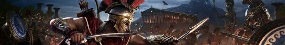 Assassin's Creed Odyssey ci porta nelle battaglie tra Sparta e Atene