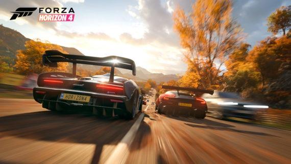 Forza Horizon 4 ti catapulta nelle 4 stagioni inglesi 2
