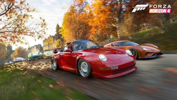 Forza Horizon 4 ti catapulta nelle 4 stagioni inglesi 4