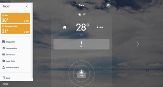 Il riscaldamento intelligente di tado° 1