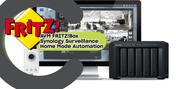 Synology Surveillance Station: automatizzare l'Home Mode tramite WiFi 1