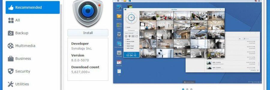Synology Surveillance Station: automatizzare l'Home Mode tramite WiFi