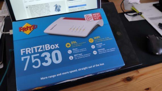 AVM FRITZ!Box 7530: un utilitaria di alto livello