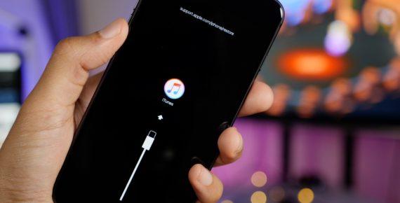 iPhone 8: riavvio forzato in modalità di recupero
