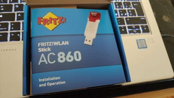 AVM FRITZ!WLAN Stick AC860: potenzia la ricezione wireless sul tuo PC fisso 1