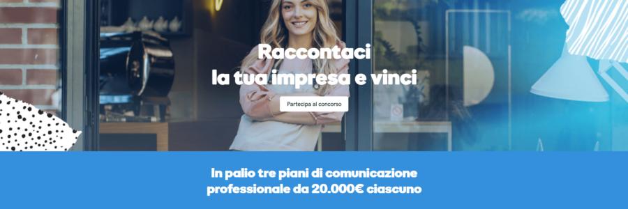 GoDaddy lancia Vere Imprese, concorso dedicato alle PMI e Tech startup
