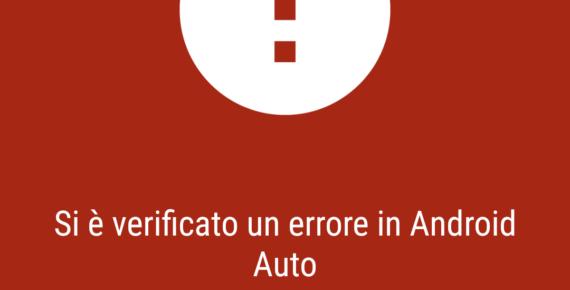 MIUI e Android Auto: errore di comunicazione 16