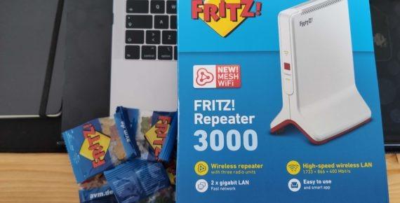 AVM FRITZ! Repeater 3000 3
