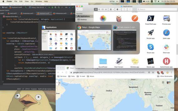 Alt-Tab per macOS: quel tocco di Windows per la mela 2