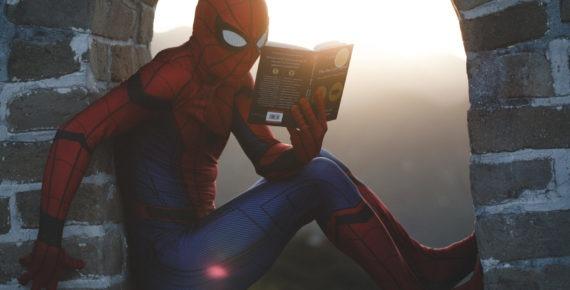 Leggere (Spider Man)