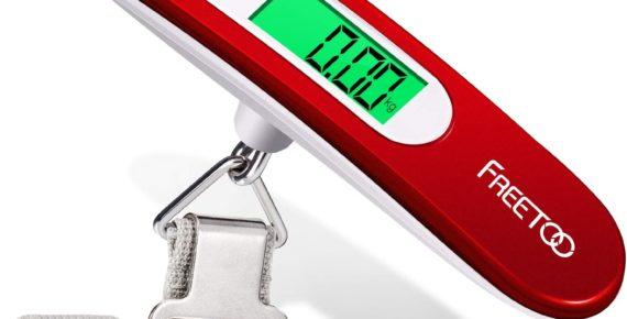 Bilancia Digitale pesa Bagagli