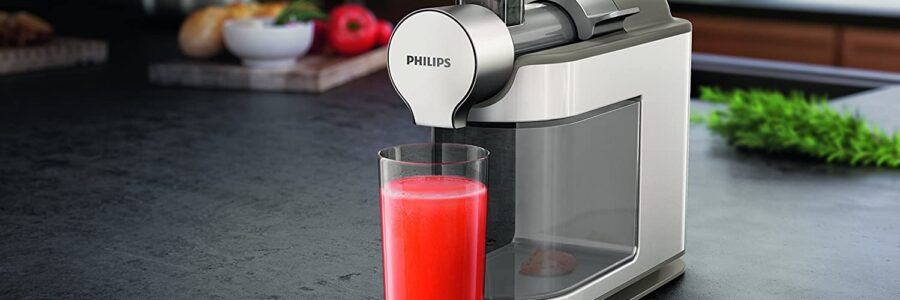 Philips Masticating Microjuicer HR1894 4