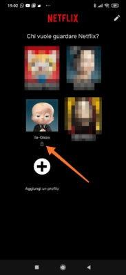 Netflix: proteggere il singolo profilo con PIN 5