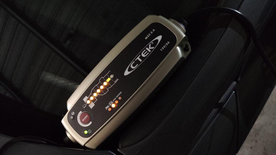 CTEK MXS 5.0: mantenere in carica la batteria dell'auto 22