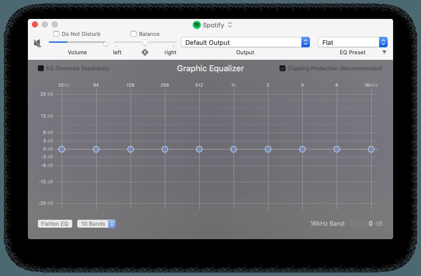 Gestire le sorgenti audio su macOS 14